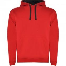 Sweat-shirt OIR1067  - Rouge