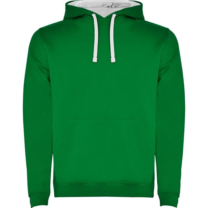 Sweat-shirt OIR1067  - Vert prairie