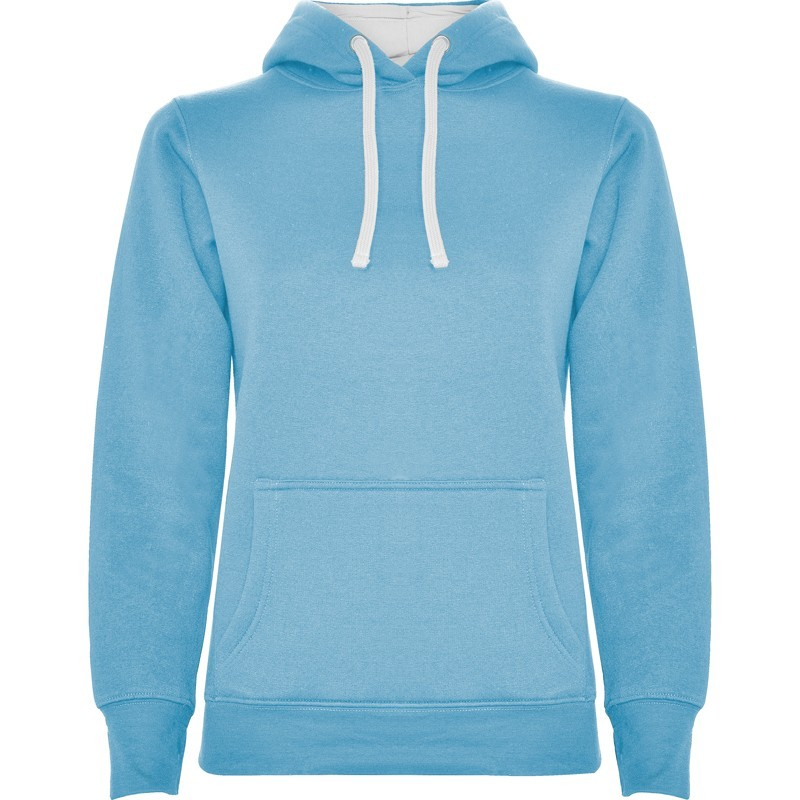 Sweat-shirt OIR1068  - Bleu ciel