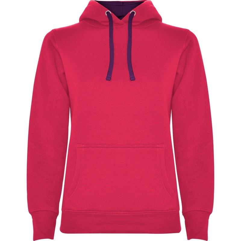 Sweat-shirt OIR1068  - Rose