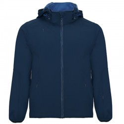Softshell OIR6428  - Bleu marine - Doublure Bleu royal