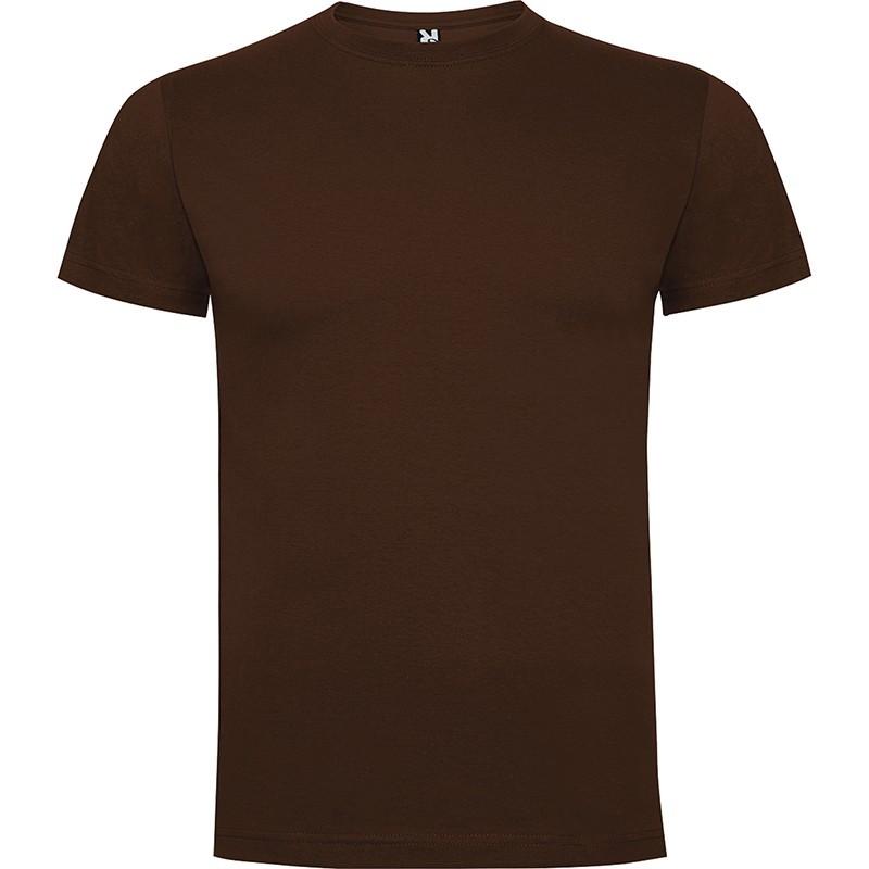 Tee-Shirt OIR6502  - Chocolat