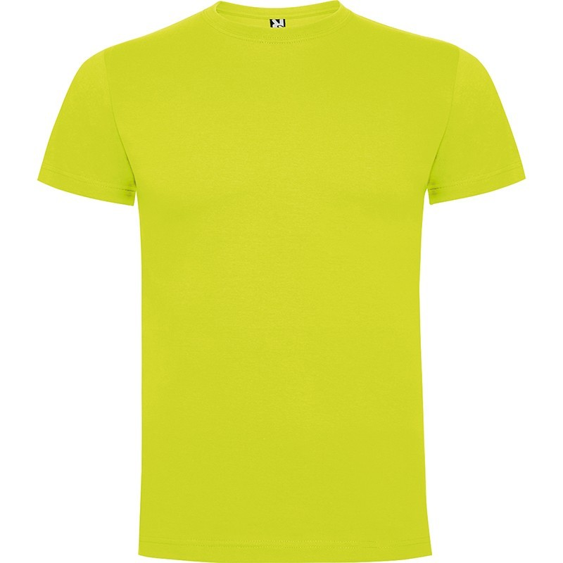 Tee-Shirt OIR6502  - Limé citron