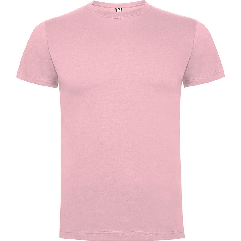 Tee-Shirt OIR6502  - Rose clair
