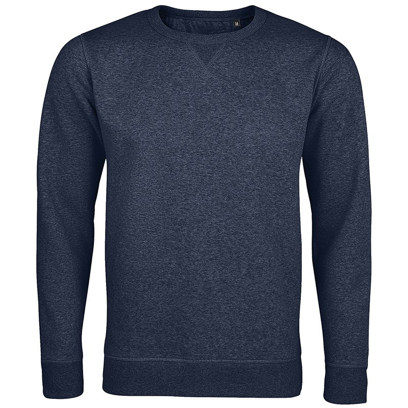 Sweat-shirt OIS02990 - Denim chiné