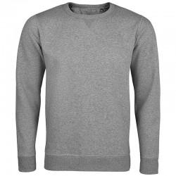 Sweat-shirt OIS02990 - Gris chiné