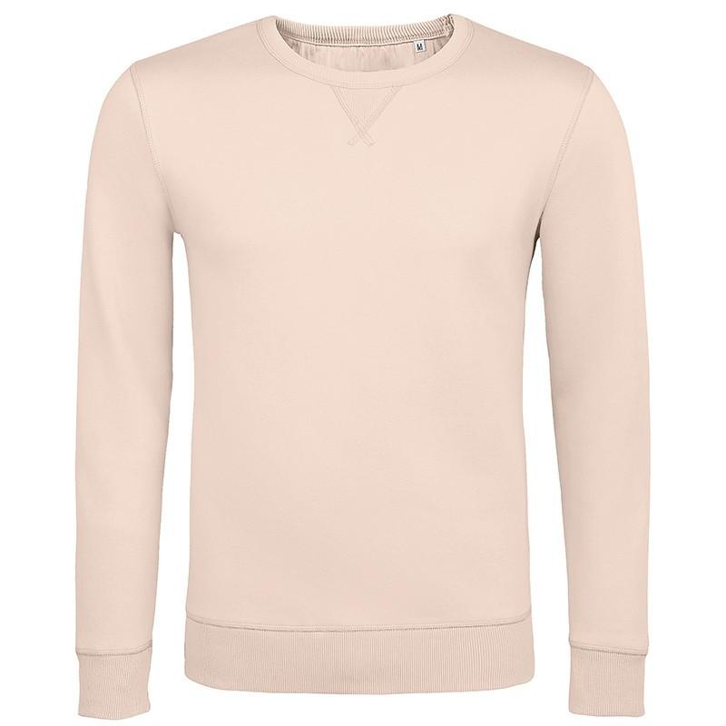 Sweat-shirt OIS02990 - Rose crémeux