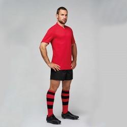 Short de rugby OIPA136 - Noir